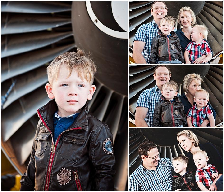 Kids and Toddler Shoot Airplane - Top Gun